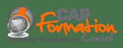 logo transparent cap formation conseil