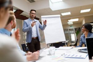 formation animer une reunion CAP Formation Conseil