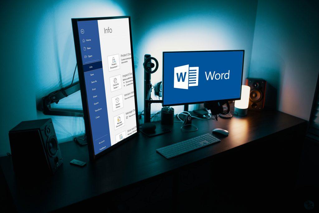 Formation Word intitation